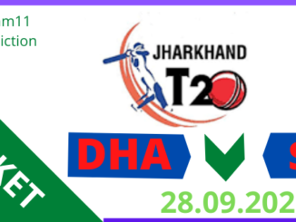25 dha vs sin dream11 Team Prediction